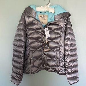 NWT Hollister Ultimate Down Collection puffer